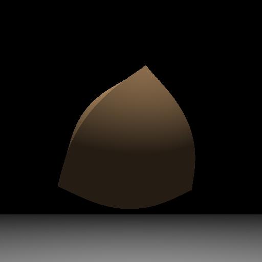 BART Randomly Moving Triangles #2